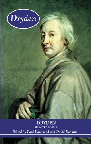 9781405835732: Dryden: Selected Poems