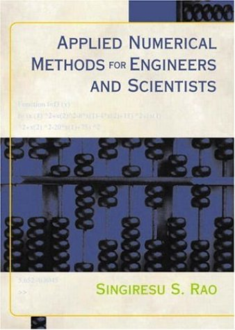 9781405836111: Applied Numerical Methods for Engineers and Scientists: WITH Maple 10 VP