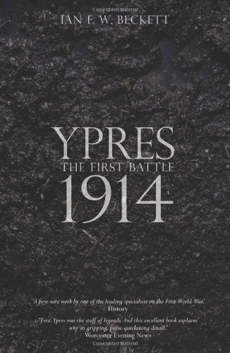9781405836203: Ypres: The First Battle 1914