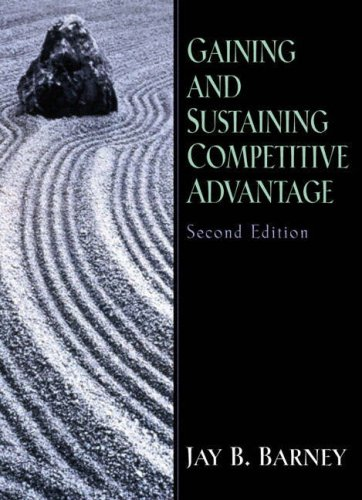 9781405836753: Exploring Corporate Strategy: WITH Onekey Coursecompass Access Card AND Gaining and Sustaining Competitive Advantage (2nd Revised Edition): Text and Cases