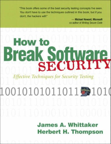 9781405836852: Corporate Computer and Network Security (Pie): AND How to Break Software Security