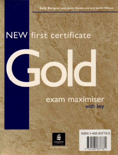 New First Certificate Gold Pack: WITH New: Aklam, Richard, Newbrook,