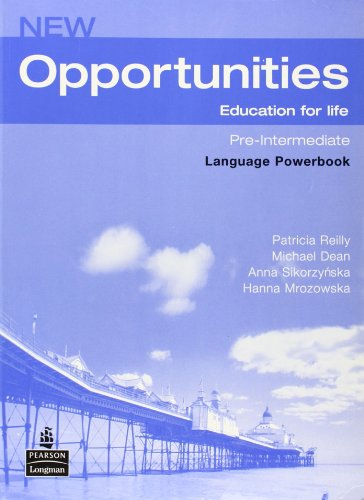 9781405837972: Opportunities Pre-Int Language Powerbook Pack (Opportunities)