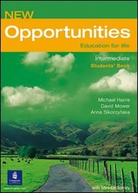 9781405838023: Opportunities Intermediate Student Book Pack: WITH Opportunities Global Intermediate Students' Book AND Opportunities DVD (Opportunities)