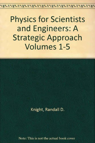 9781405838788: Valuepack: Physics for Scientists and Engineers: A Stategic Approach Volumes 1-5: A Strategic Approach Volumes 1-5