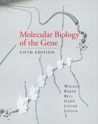 9781405839167: Molecular Biology of the Gene: AND Essential Genes (International Edition)