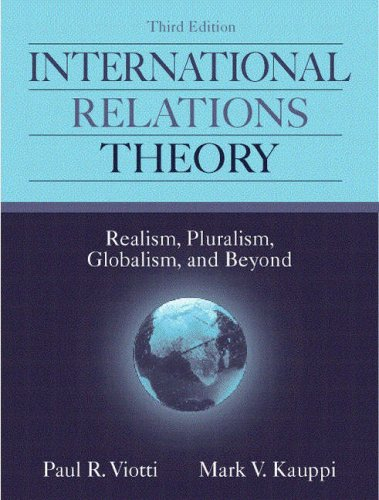 9781405839389: International Relations Theory: AND Introduction to International Relations, Perspectives and Themes: Realism, Pluralism, Globalism, and Beyond