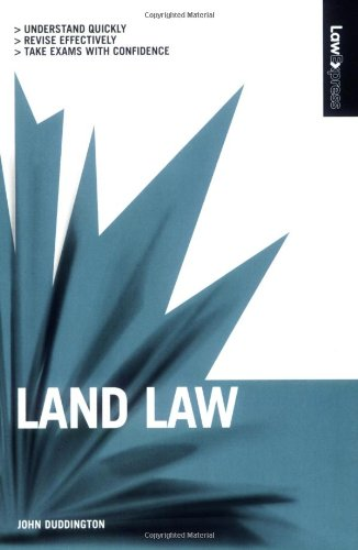 9781405840217: Law Express: Land Law 1st edition