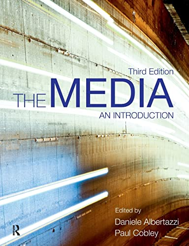 9781405840361: The Media: An Introduction