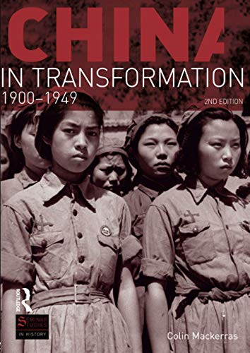 9781405840583: China in Transformation: 1900-1949