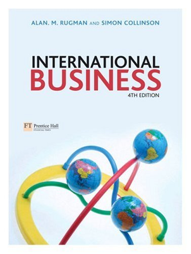 9781405840712: International Business with Companion Website with Gradetracker: Student Access Card (4th Edition)