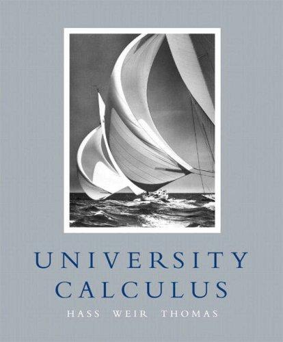 9781405840996: University Calculus