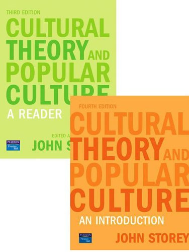 9781405841023: Cultural Theory and Popular Culture: AND Cultural Theory and Popular Culture, an Introduction: A Reader