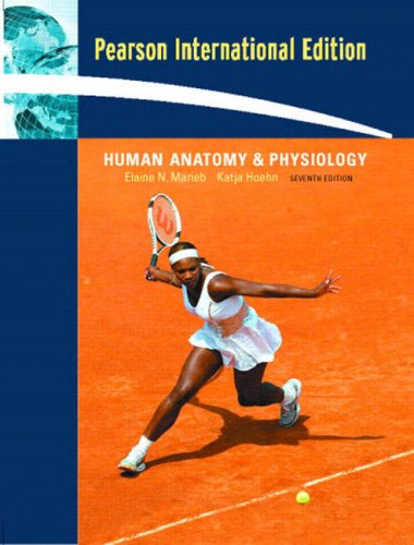 9781405841177: Human Anatomy and Physiology