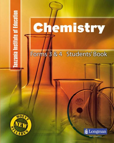 9781405842099: TIE Chemistry: Students' Book for Forms 3 and 4
