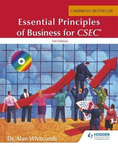 9781405842211: Essential Principles of Business for the Caribbean 3E