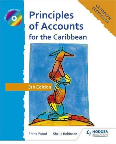 9781405842235: Principles of Accounts for the Caribbean 5th Edition