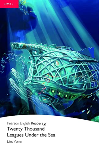 9781405842761: Twenty Thousand Leagues Under Sea, Level 1, Penguin Readers (Pearson English Graded Readers)