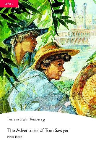 9781405842778: Adventures of Tom Sawyer, The, Level 1, Penguin Readers (2nd Edition)