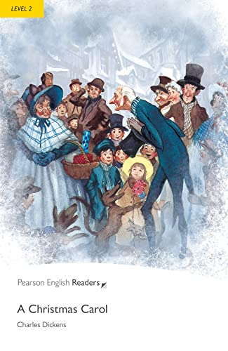 9781405842822: Christmas Carol, A, Level 2, Penguin Readers (2nd Edition) (Penguin Readers, Level 2)