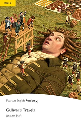 9781405842846: Gullivers Travels, Level 2, Penguin Readers (2nd Edition) (Penguin Readers, Level 2)