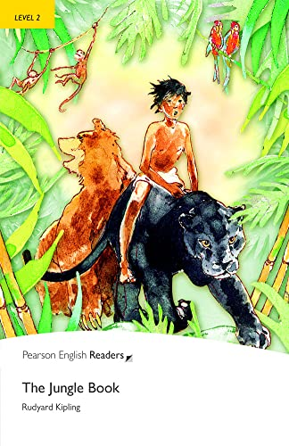 9781405842860: Jungle Book, The, Level 2, Penguin Readers (2nd Edition) (Penguin Readers, Level 2)