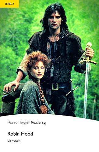 Robin Hood, Level 2, Penguin Readers (2nd: LONGMAN