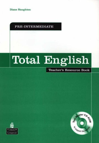 9781405843201: Total English Pre-Intermediate