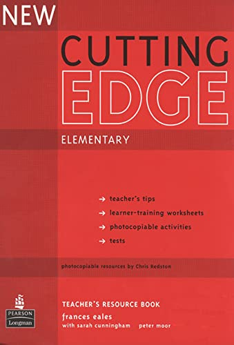 9781405843485: New Cutting Edge: Elementary- Teacher's Resource Book