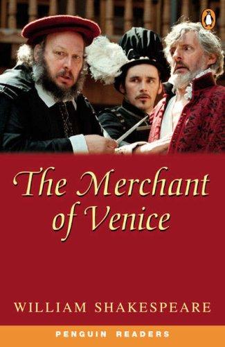 9781405843539: Merchant of Venice, Penguin Reader Level 4