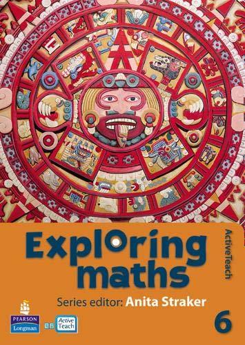Exploring Maths: ActiveTeach Tier 6: Anita Straker, Tony Fisher, Rosalyn Hyde