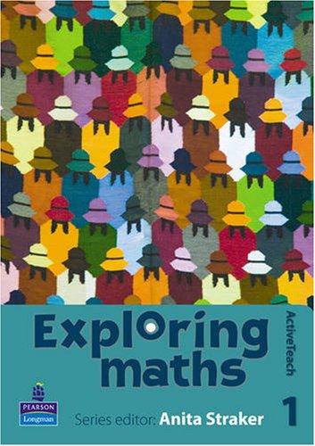 Exploring Maths: ActiveTeach Tier 1: Anita Straker, Tony Fisher, Rosalyn Hyde