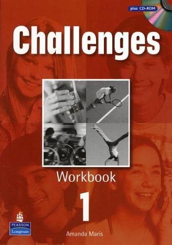 Challenges Workbook 1 and CD-Rom Pack: Maris, Ms Amanda,
