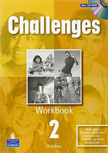 Challenges Workbook 2 and CD-Rom Pack: Pack: Liz Kilbey