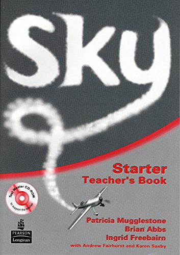 9781405844772: Sky Starter Teachers Book Pack