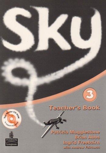 9781405844802: Sky 3 Teachers Book Pack