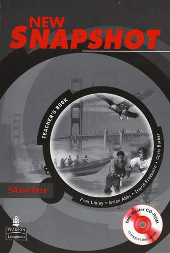 9781405844819: Snapshot: Starter Teacher's Book Pack (Snapshot)