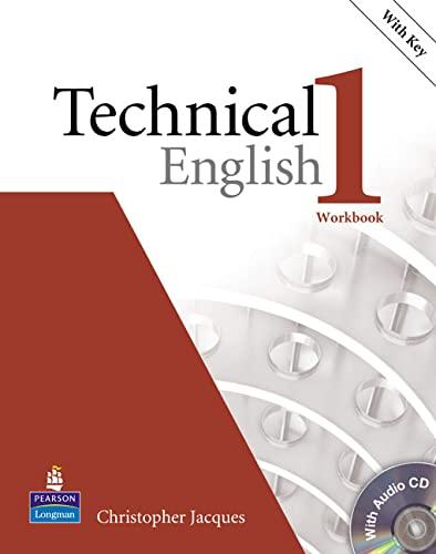 9781405845489: Technical English: Elementary General Workbook (Technical English)