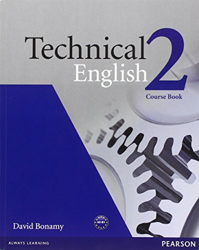 9781405845540: Technical English Level 2 Course Book