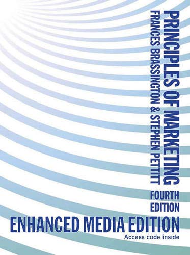 9781405846349: Principles of Marketing with Companion Website with Gradetracker Student Access Card