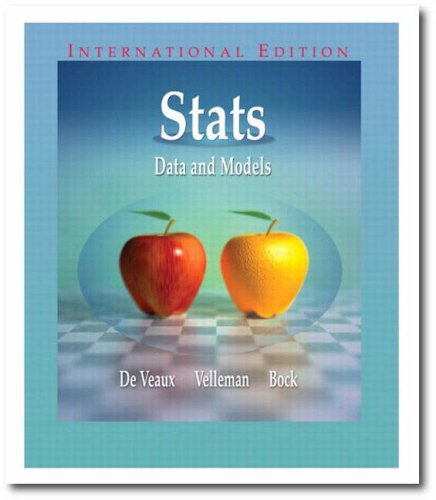 9781405846448: Stats: Data and Models
