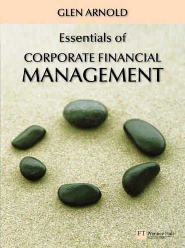 9781405847056: Essentials of Corporate Financial Management