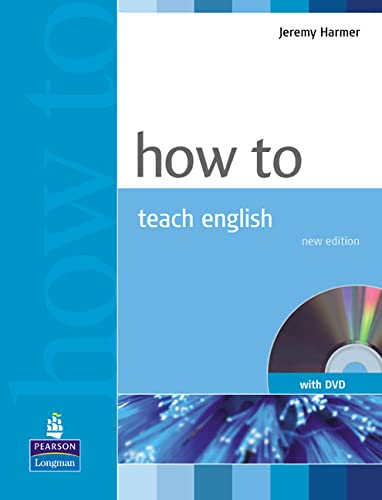 9781405847742: How to Teach English New Edition Book for Pack