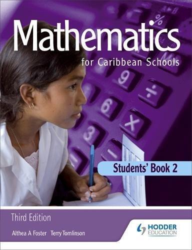 9781405847780: Mathematics for Caribbean Schools: New Edition 2