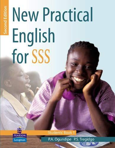 9781405847926: Nigeria New Practical English for Senior Secondary Schools: Pupils' Book Bk. 1