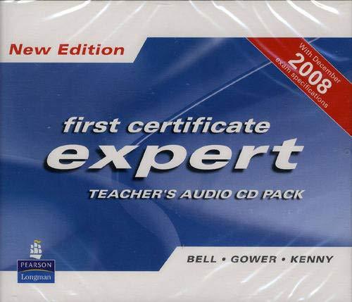 9781405848404: Fce Expert New Edition CD 1 4
