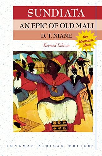 9781405849425: Sundiata: an Epic of Old Mali 2nd Edition (Longman African Writers)
