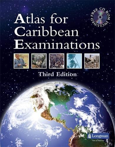 9781405849449: Atlas for Caribbean Examinations