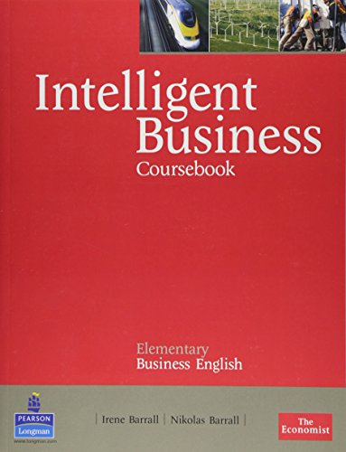 9781405849753: Intelligent Business: Elementary Coursebook