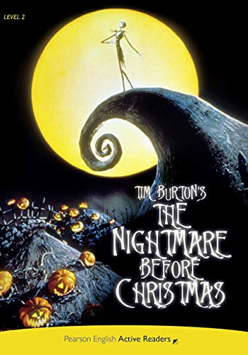 9781405850636: Nightmare Before Christmas: for Pack Level 2 (Penguin Active Reading (Graded Readers))